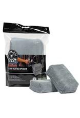 Chemical Guys MIC28502 - Workhorse Premium Microfiber Applicator, Gray