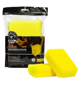 MIC28902 - Workhorse Premium Microfiber Applicator, Yellow