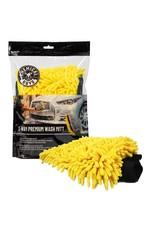 Chemical Guys MIC494 - Three-Way Premium Microfiber Wash Mitt