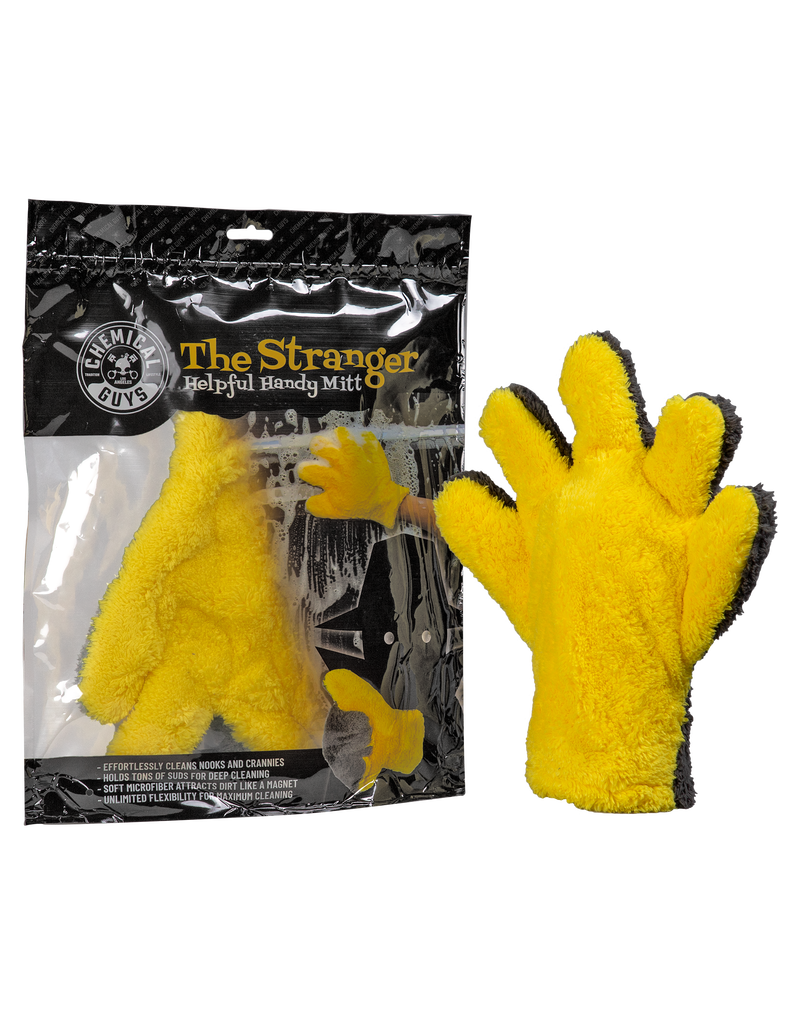 Chemical Guys The Stranger Helpful Handy Mitt