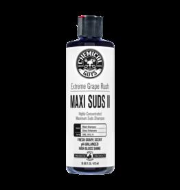 CWS_1010_16 - Maxi-Suds II Extreme Grape Rush Super Suds Car Wash Shampoo (16 oz)