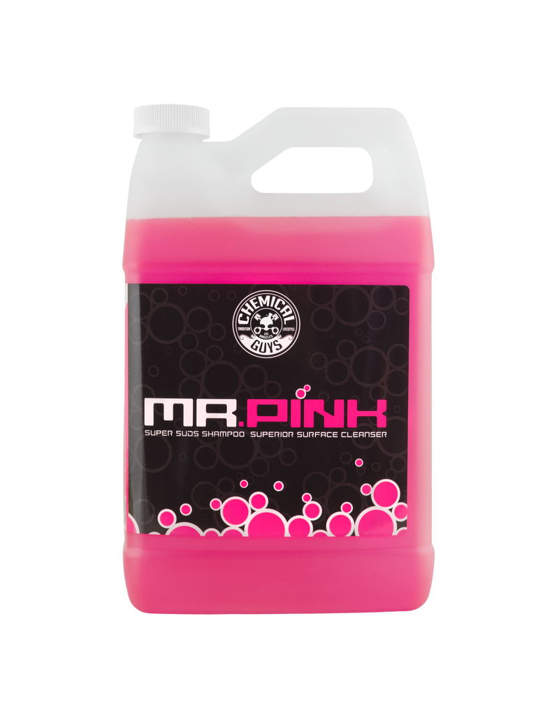CWS_402 - Mr. Pink Super Suds Shampoo & Superior Surface Cleanser (1 Gallon)