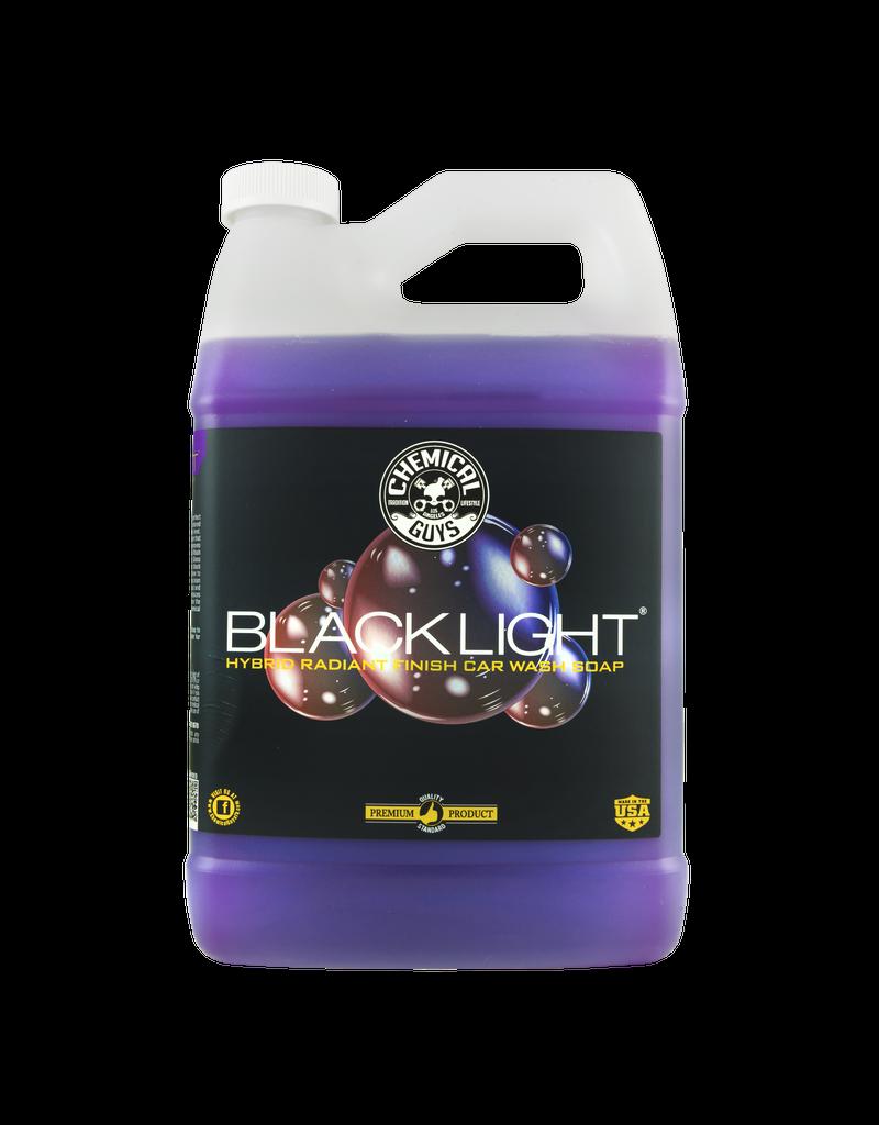 CWS619 - BlackLight Car Wash Soap (1 Gallon)