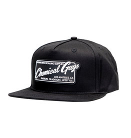 Chemical Guys SHE901 - Chemical Guys Car Culture Lifestyle Snapback Hat (One Size)