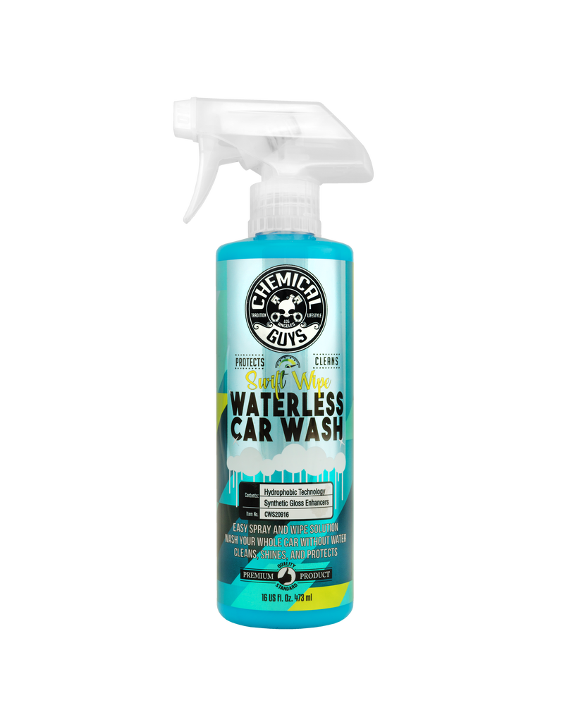 CWS20916 - Swift Wipe Waterless Car Wash (16oz)