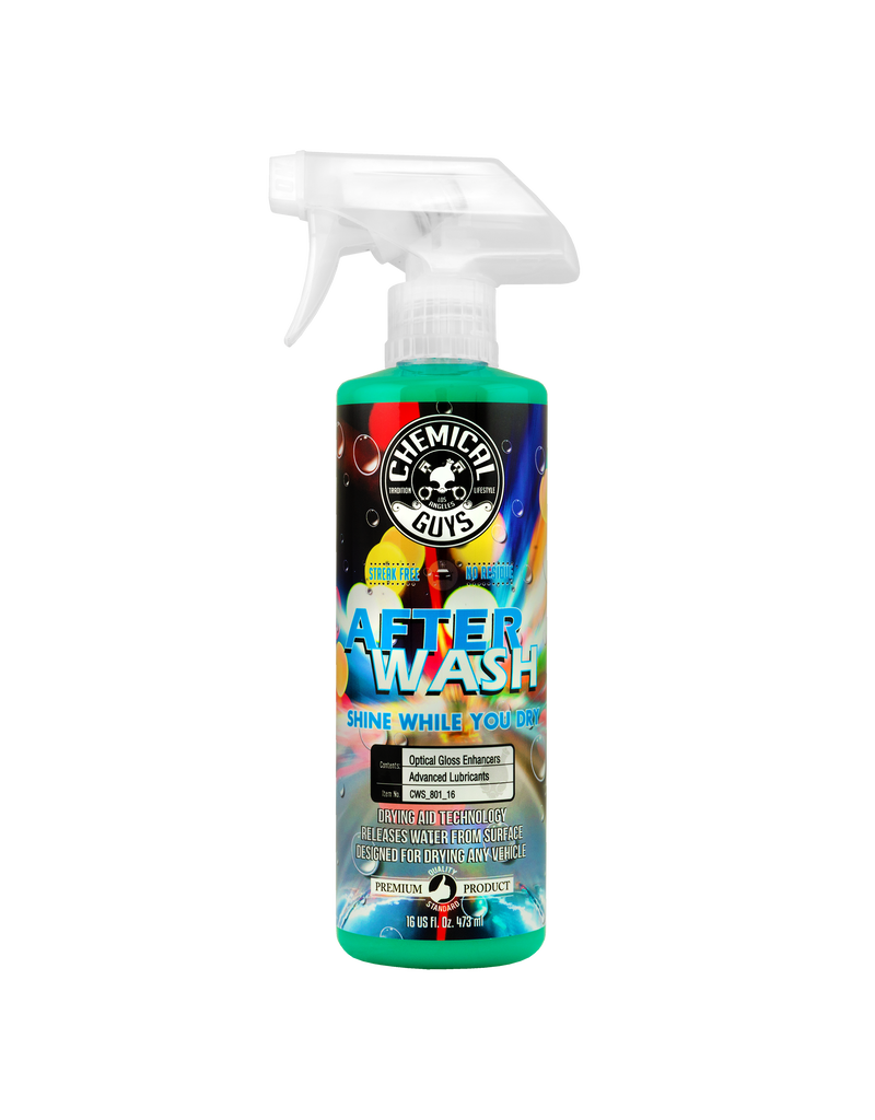 CWS_801_16 - After Wash Shine While You Dry Drying Agent (16 oz)