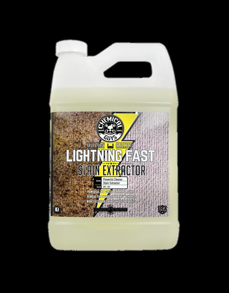SPI_191 - Lightning Fast Carpet & Upholstery Stain Extractor (1 Gal)