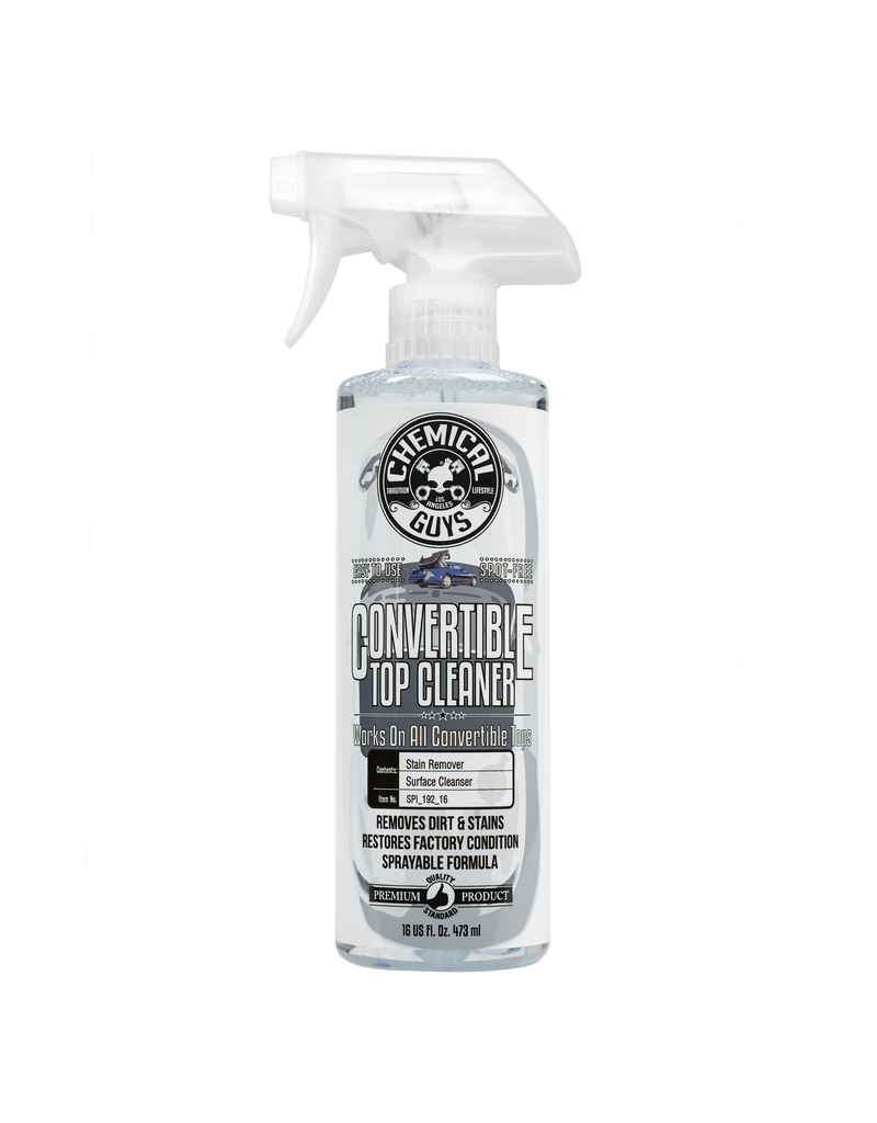 SPI_192_16 - Convertible Top Cleaner (16 oz)