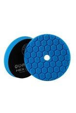 BUFX115HEX5 - Hex-Logic Quantum Polishing/Finishing Pad, Blue (5.5'')