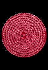 DIRTTRAP02 - Cyclone Dirt Trap Car Wash Bucket Insert, Red