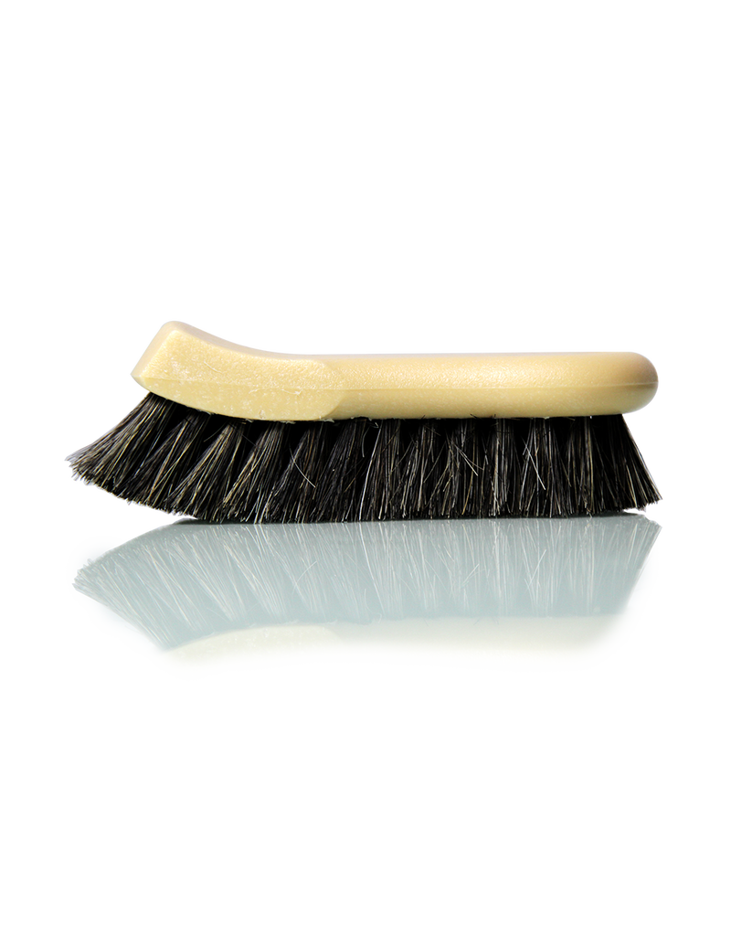 ACC_S95 - Leather Cleaning Horse Hair Brush