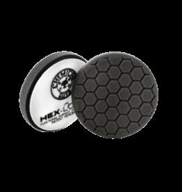 BUFX_106HEX4 - Hex-Logic Finishing Pad, Black (4.5 Inch)