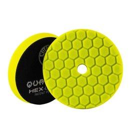 BUFX111HEX5 - Hex-Logic Quantum Heavy Cutting Pad, Yellow (5.5'')