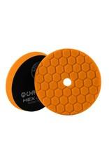 BUFX112HEX5- Hex-Logic Quantum Medium-Heavy Cutting Pad, Orange (5.5'')