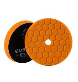 BUFX112HEX6 - Hex-Logic Quantum Medium-Heavy Cutting Pad, Orange (6.5'')