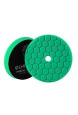 BUFX113HEX6 - Hex-Logic Quantum Heavy Polishing Pad, Green (6.5'')