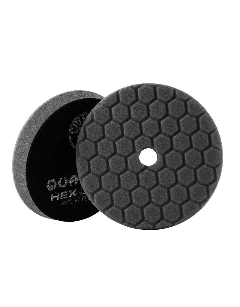 BUFX116HEX6 - Hex-Logic Quantum Finishing Pad, Black (6.5'')