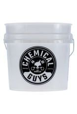 ACC_103 - Heavy Duty Detailing Bucket w/CG Logo (4.5 Gal)