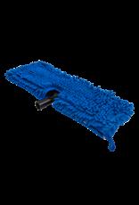 ACC501 - Chenille Wash Mop, Blue with Plastic Head Attachment
