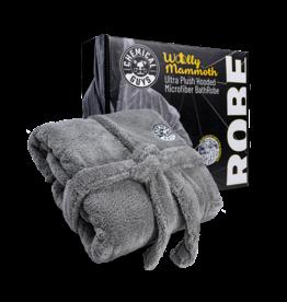 Chemical Guys SHE914A - Chemical Guys Woolly Mammoth Bath Robe (M/L)