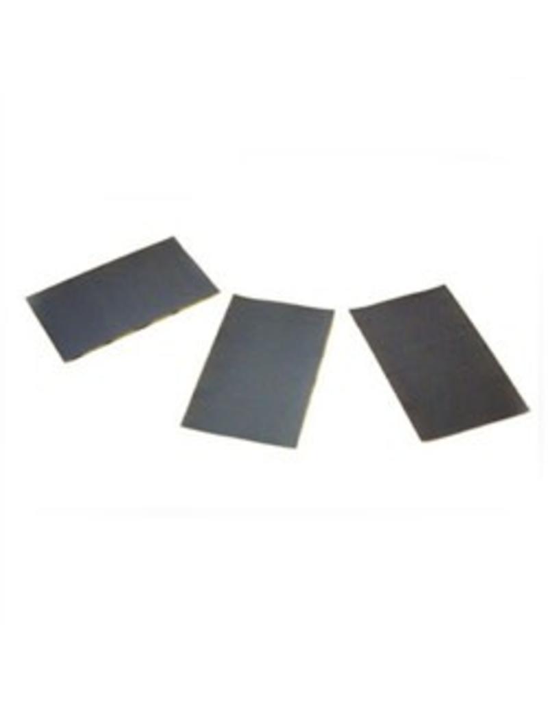 FLEX_SHEETS_UL_3 - Super Fine 3500 Grit Latex Self Adhesive Sanding Sheets (3 Pack)