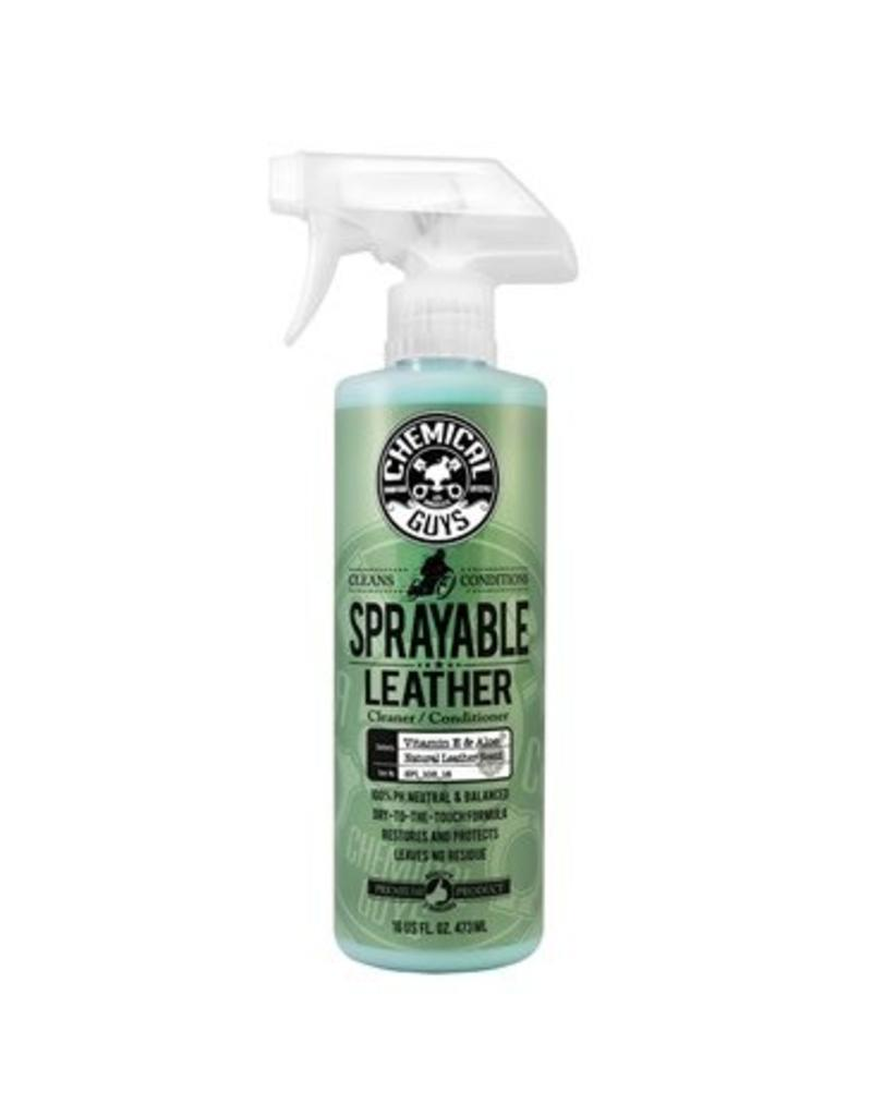 Sprayable Leather Cleaner & Conditioner in One (16 oz)