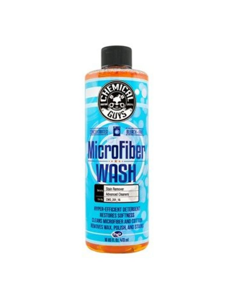 CWS_201_16 - Microfiber Wash Cleaning Detergent Concentrate (16 oz)