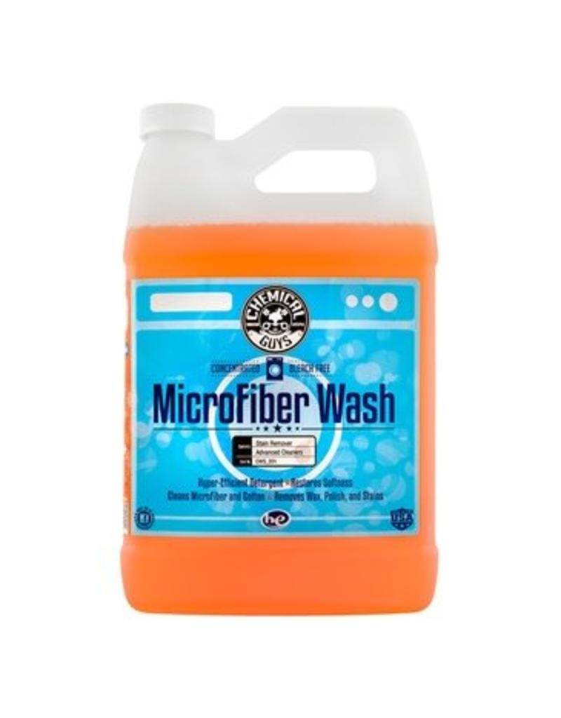 CWS_201 - Microfiber Wash Cleaning Detergent Concentrate (1 Gal)