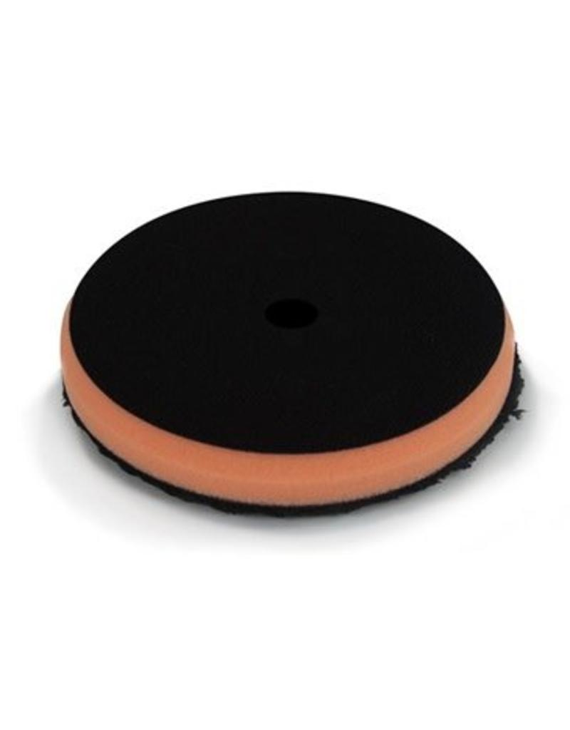 Black Optics Microfiber Orange Cutting Pad (6.5'')