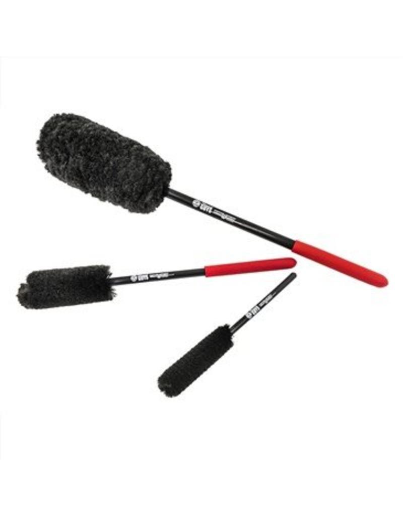 Wheel Woolies Wheel Brushes (3 Brushes)
