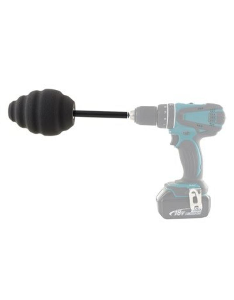Ball Buster Wheel & Rim Polishing System (Drill Attachment)