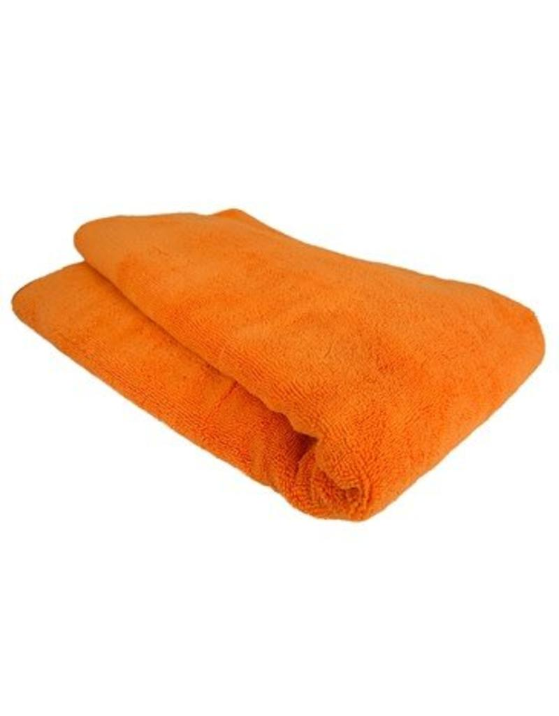 Fatty Super Dryer Microfiber Towel, Orange 26'' x 36''