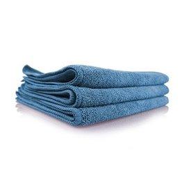 "Workhorse Blue Professional Grade Microfiber Towel, 16"" x 16"""