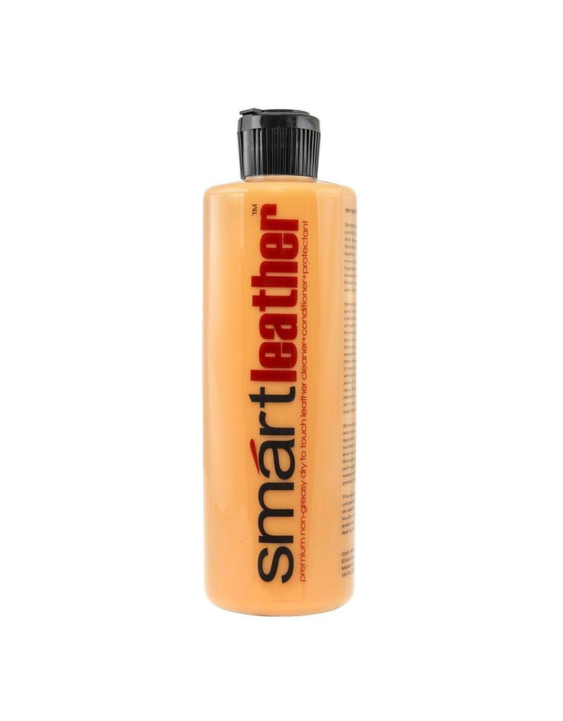 SmartLeather - Premium Dry to Touch Leather Cleaner & Conditioner (w/Leather Scent) (16 oz)