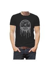 Digital Camo Dripping T-Shirt (LARGE)