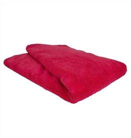"Chubby Supra Microfiber Towel, Red, 25"" x 36"""""