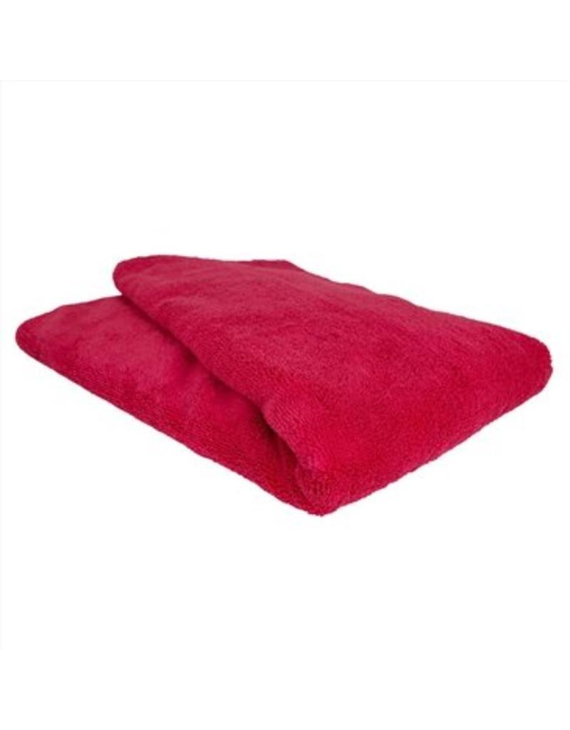 MIC_723 - Chubby Supra Microfiber Towel, Red, 25'' x 36''''