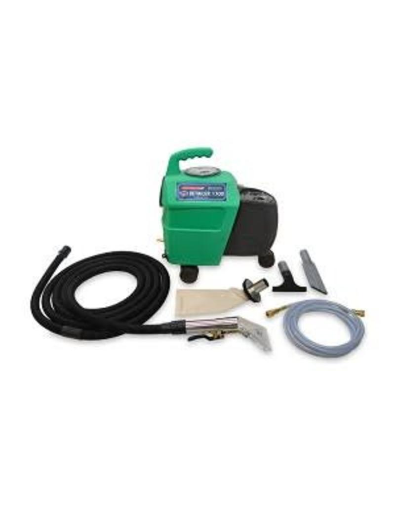 Chemical Guys Durrmaid Smart 1700 High Performance Professional Carpet & Upholstery Hot Water Extractor