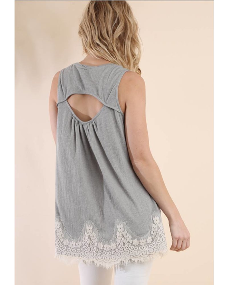 Darby Lace Tank