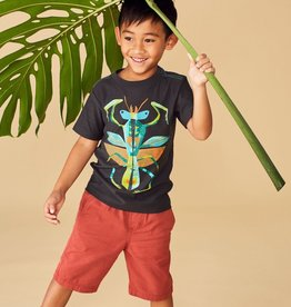 Tea Collection Mantis Graphic Tee for Boy