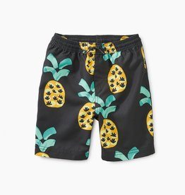 Tea Collection Printed Swim Trunks for Boy