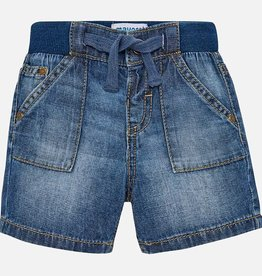 Mayoral Denim Shorts for Baby Boy