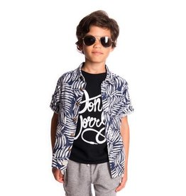 Appaman Pattern Button Up Shirt for Boy