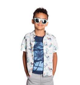 Appaman Pattern Button Up Shirt for Boy