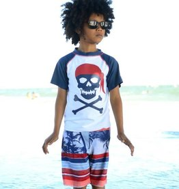 Appaman Short Sleeve Rashguard for Boy