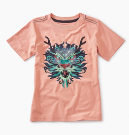 Tea Collection Viet Dragon Graphic Tee for Boy