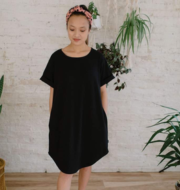 Little and Lively Women's Relaxed-fit T-shirt dress