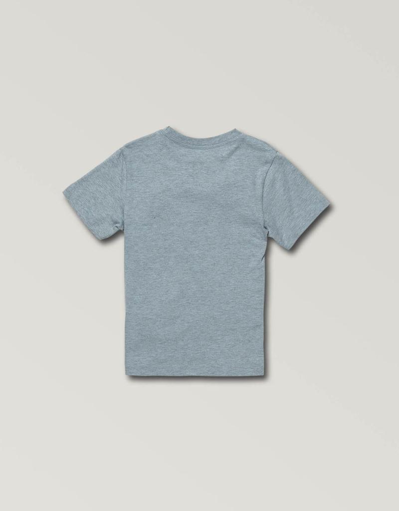 Volcom 3 Quarter  Short Sleeve Pocket Tee for Boy