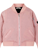 Deux Par Deux Bomber Nylon Jacket for Girl