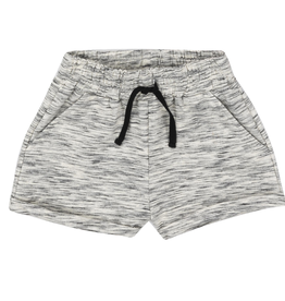Deux Par Deux French Terry Shorts for Girl